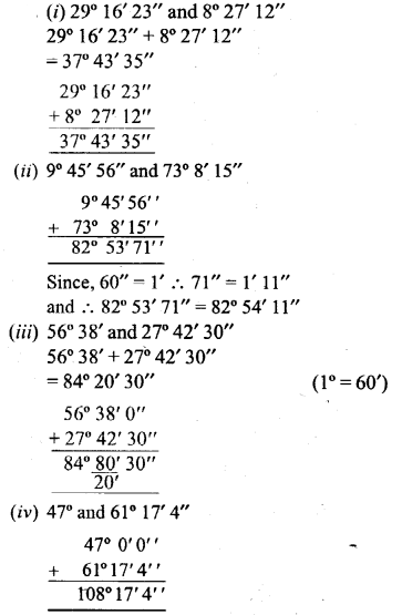 Selina Concise Mathematics Class 6 ICSE Solutions - Angles (With their Types) -a4