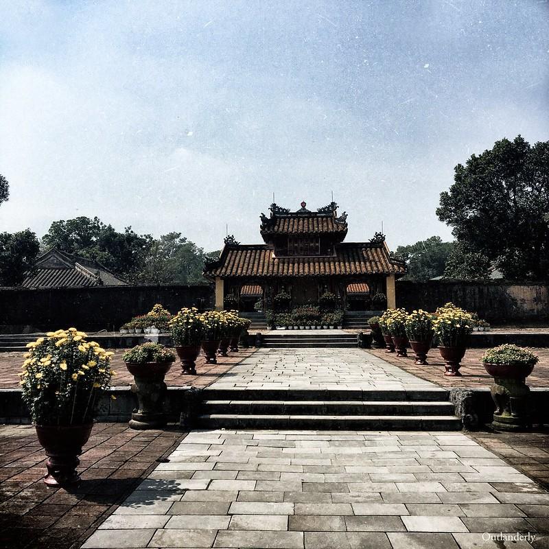 Ming Mang, Hue