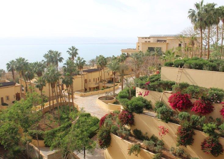 Hotel at the Dead Sea, Jordan