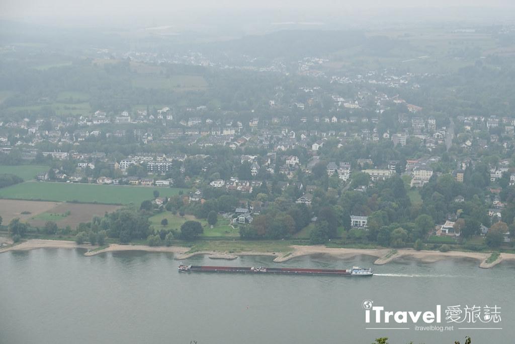 德國克尼格斯溫特爾景點 龍岩堡Schloss Drachenburg (23)