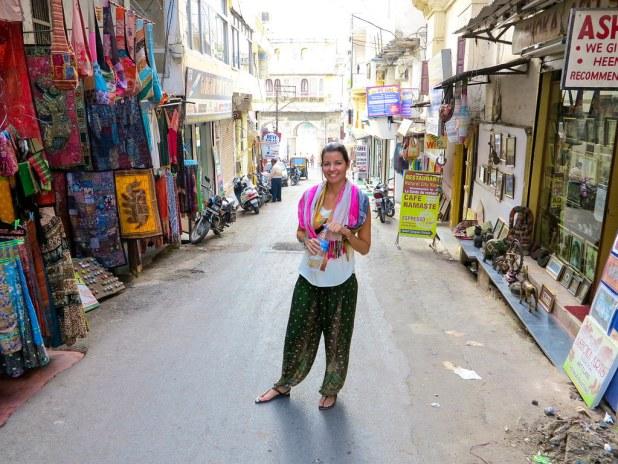 Calles de Udaipur