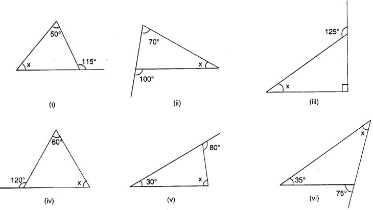 study rankers class 7 maths Chapter 6 The Triangle and its Properties 8
