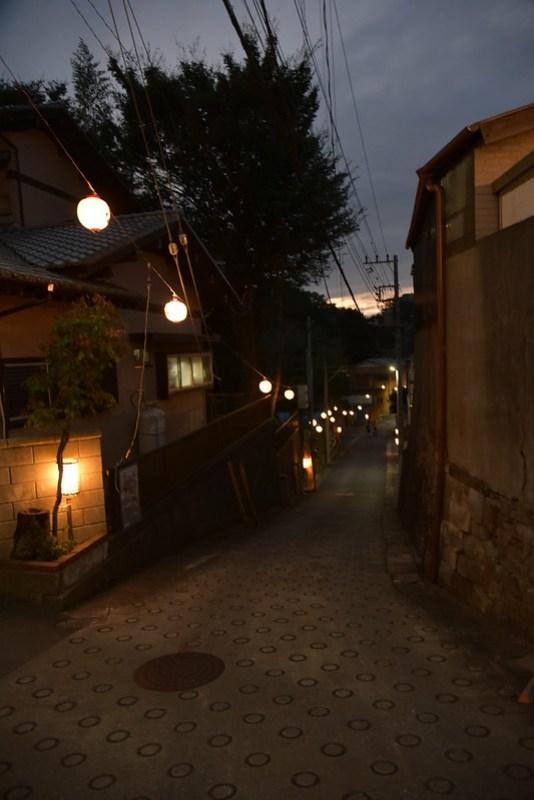 festival at dusk 佐倉の秋祭り 42