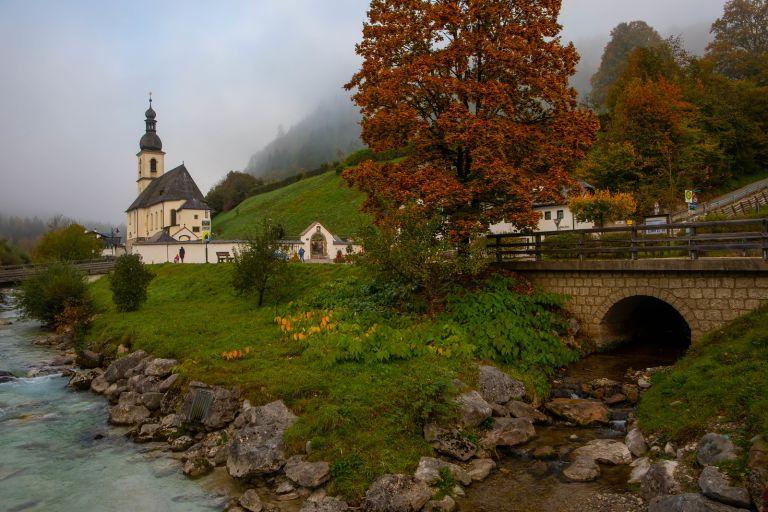 10.09. Ramsau bei Berchtesgaden