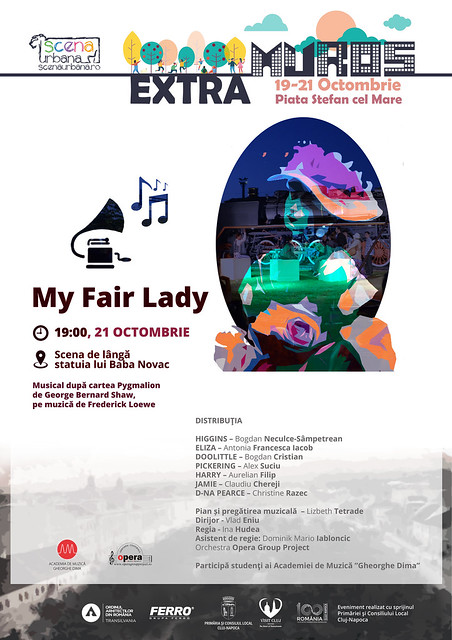 Extra Muros My Fair Lady online