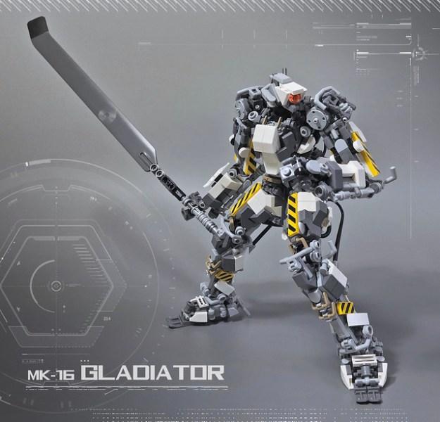 乐高机器人Mk16-01TT