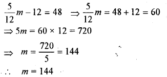 Selina Concise Mathematics class 7 ICSE Solutions - Simple Linear Equations (Including Word Problems) -a33..