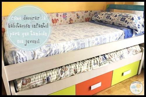 Decorar la habitación infantil para convertirla en una juvenil: ¿qué cama comprar?