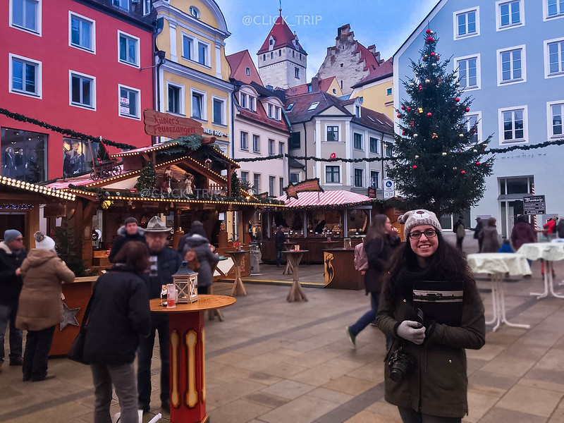 Regensburg en un día | Mercadillo de Navidad