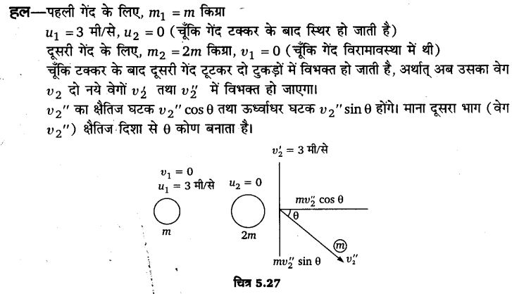 UP Board Solutions for Class 11 Physics Chapter 5 Laws of motion 72