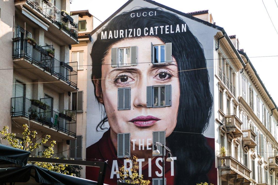Marina Abramovic, Milano