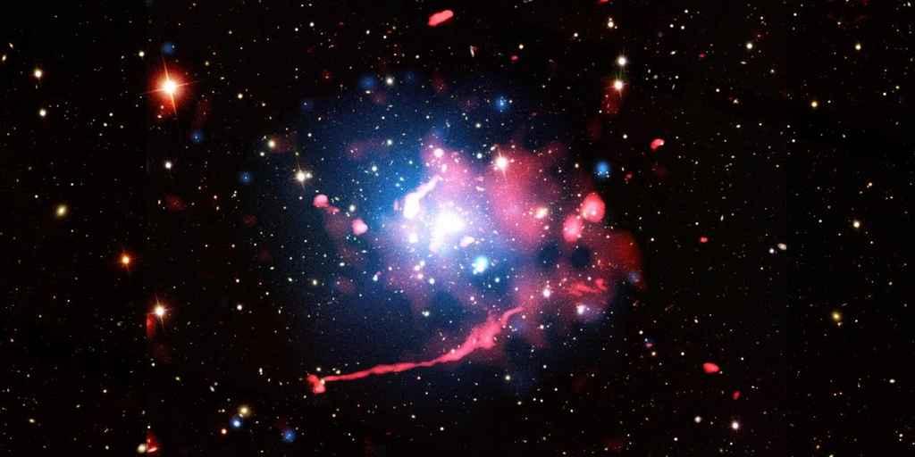 détection-radio-galaxie