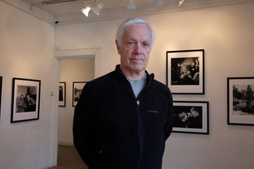 Jan Allan ställer ut i Studion, Konstforum.