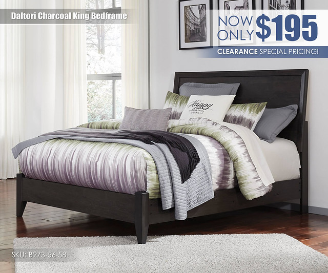Daltori King Bed Special_B273