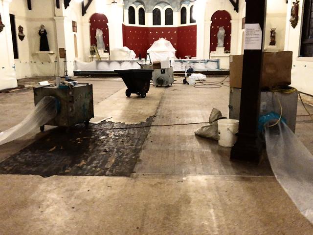 Church Renovation 1