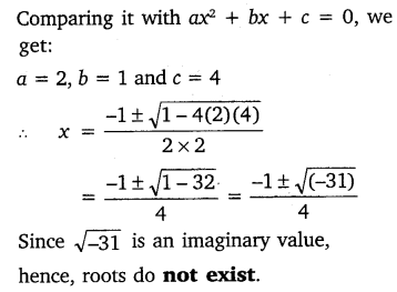 NCERT Solutions for Class 10 Maths Chapter 4 Quadratic Equations 19