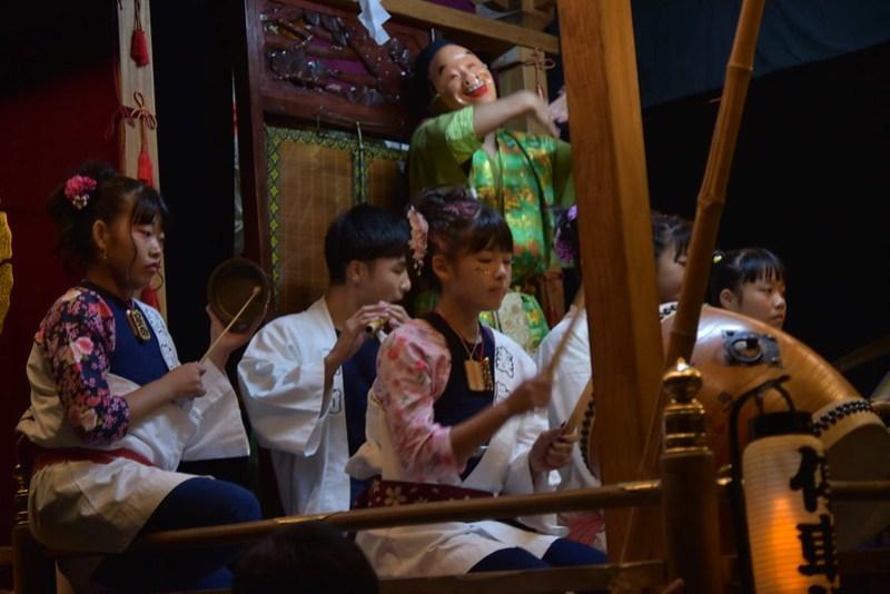 佐倉の秋祭り 51