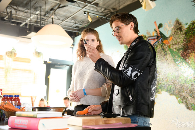 Belly Laughs Charity Brunch with Antoni Porowski