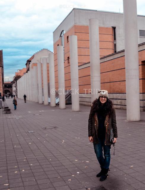 ·Qué ver en Núremberg en un día · Calle de los derechos humanos de Núremberg ·