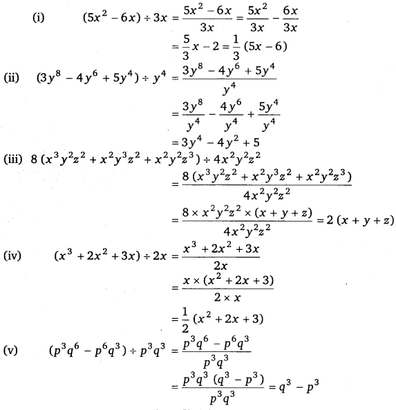 NCERT Solutions for Class 8 Maths Chapter 14 Factorisation 15