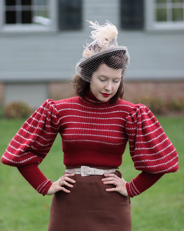 Rhinebeck Sheep & Wool 2018: The sweater