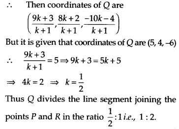 NCERT Solutions for Class 11 Maths Chapter 12 Introduction to Three Dimensional Geometry 11