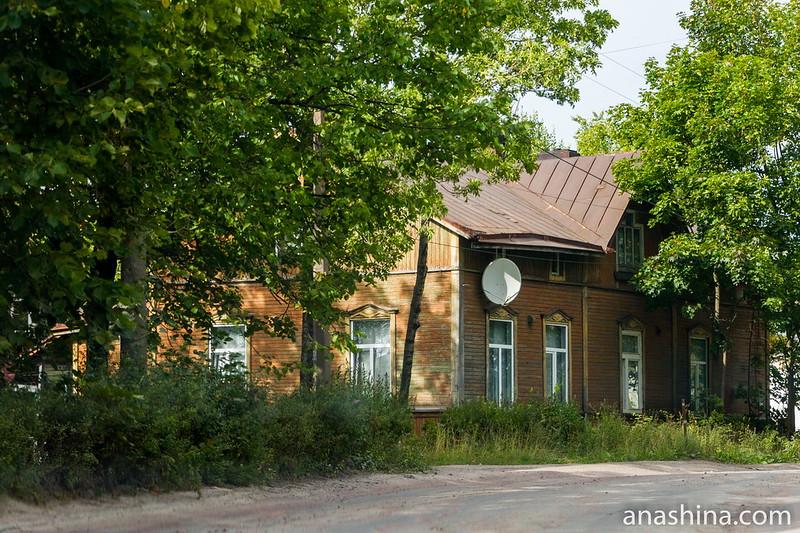 Старый дом, Сортавала, Карелия