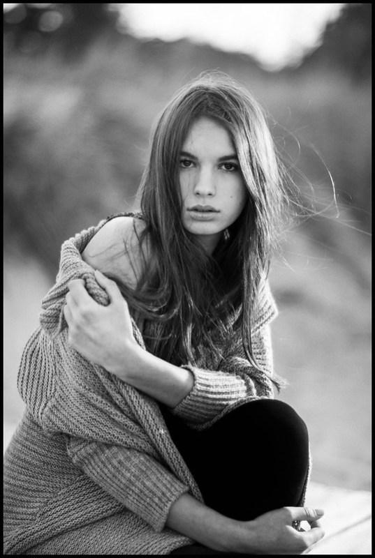 Leica CL + Noctilux Portrait