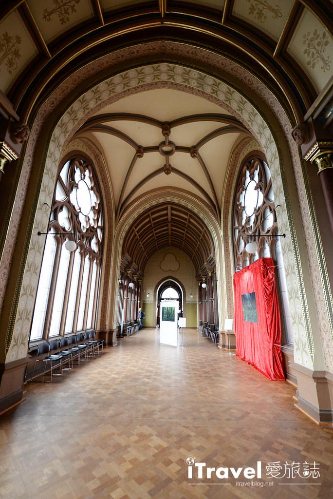德國克尼格斯溫特爾景點 龍岩堡Schloss Drachenburg (65)