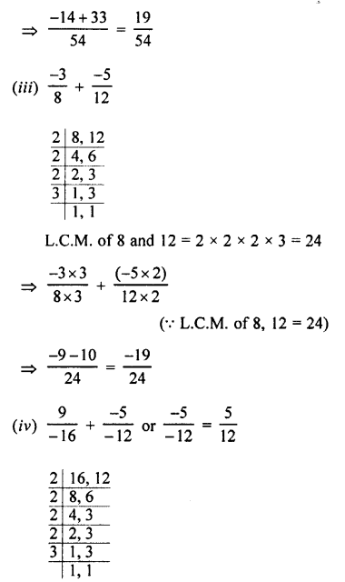 Selina Concise Mathematics class 7 ICSE Solutions - Rational Numbers-e1....