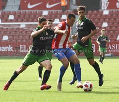 Ssporting de Gijón B 3-1 Racing de Santander