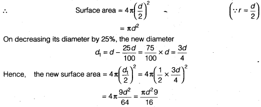 NCERT Solutions for Class 9 Maths Chapter 13 Surface Areas and Volumes a9 3