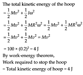 NCERT Solutions for Class 11 Physics Chapter 7 System of particles and Rotational Motion 21