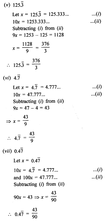 RD Sharma Class 9 Solutions Chapter 1 Number Systems - 1.3.2aa..