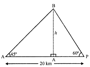 RD Sharma Class 10 Solutions Chapter 12 Heights and Distances Ex 12.1 - 59
