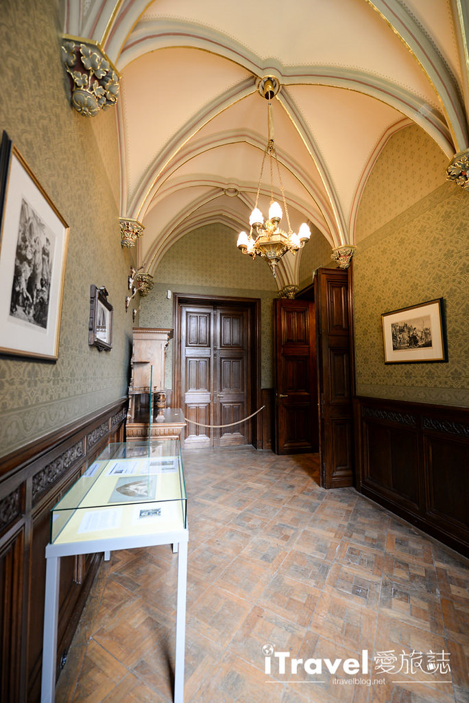 德國克尼格斯溫特爾景點 龍岩堡Schloss Drachenburg (72)