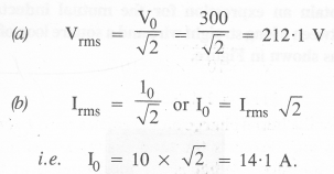NCERT Solutions for Class 12 physics Chapter 7.1