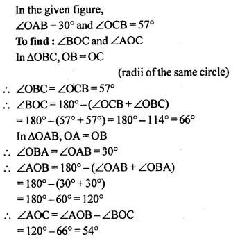 Selina Concise Mathematics Class 10 ICSE Solutions Chapterwise Revision Exercise 78A