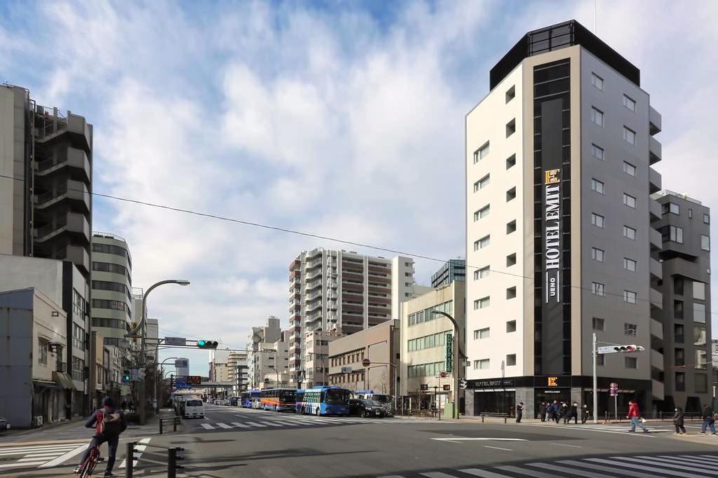 Hotel Emit Ueno 1