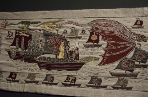 Game of Thrones Tapestry
