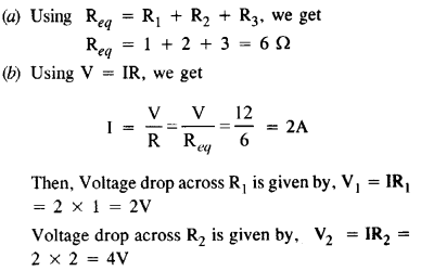 NCERT Solutions for Class 12 physics Chapter 3.2