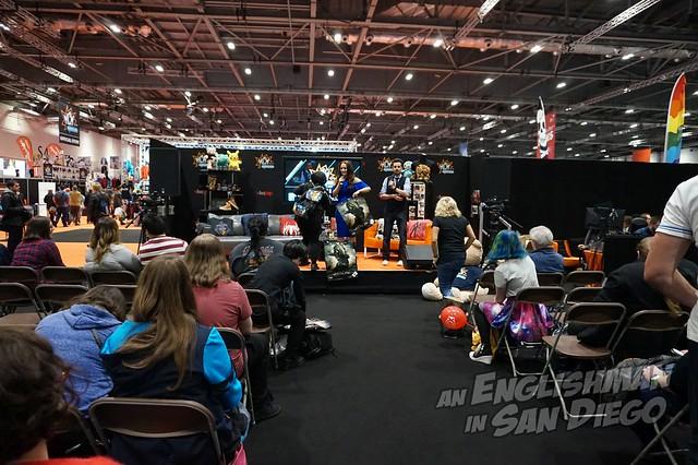 mcmLDN18 - MCM London Comic Con Winter 2018 (Photo Gallery 170 - Caroline Sultana)