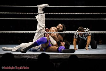 WWE Live @ Abbotsford Centre - September 30th 2018