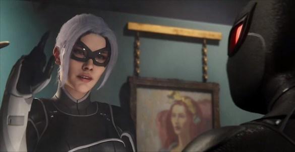 Marvel's Spider-Man - SJW Black Cat