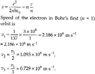 NCERT Solutions for Class 12 Physics Chapter 12 Atoms 5