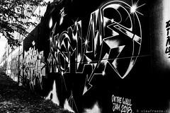 Black & White Graffiti