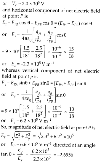 NCERT Solutions for Class 12 Physics Chapter 2 Electrostatic Potential and Capacitance 18