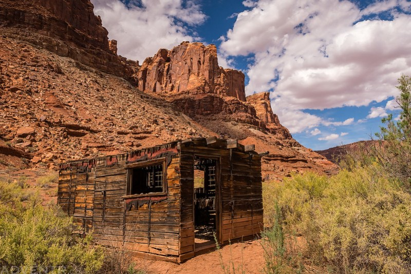 Bowknot Bend Cabin