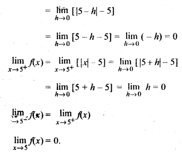 UP Board Solutions for Class 11 Maths Chapter 13 Limits and Derivatives 13.1 27.1