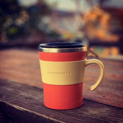 秋のコーヒータイム